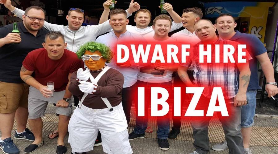 Dwarf hire ibiza