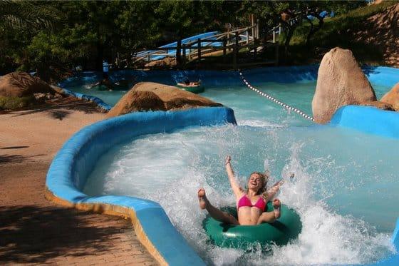 benidorm water park